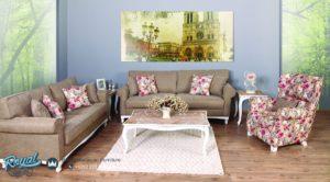 Set Kursi Sofa Ruang Tamu Minimalis Mewah Shaby Terbaru
