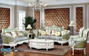 Set Sofa Tamu Mewah Beanbag Terbaru Jepara