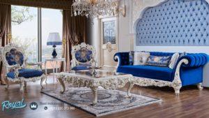 Set Sofa Tamu Mewah Terbaru Lidya Oturma Klasik Ukir Jepara