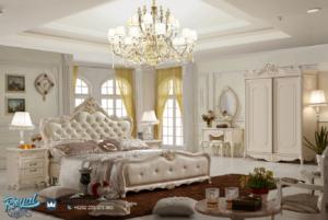 Kamar Tidur Set Mewah Modern Ukir Mebel Jepara TURKIS Furniture