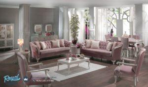 Set Kursi Tamu Sofa Bellona Mewah Klasik Sofa Desain Terbaru