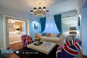 Set Kursi Tamu Sofa Mewah Russian Apartment Desain Terbaru