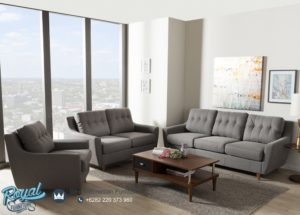 Set Sofa Tamu Apartment Minimalis Mewah Furniture Sofa Terbaru