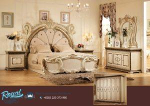 Set Kamar Tidur Mewah Daisy Bed Furniture Kamar Mewah Terbaru