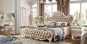 Set Kamar Tidur Mewah Duco Rasty Furniture Set Mewah Terbaru