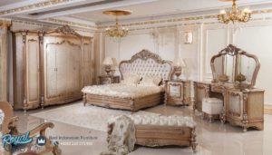 Set Kamar Tidur Mewah Hansoy Furniture Bedroom Set Terbaru
