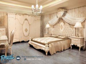 Set Kamar Tidur Mewah Royal Bedroom Set Furniture Mewah Terbaru