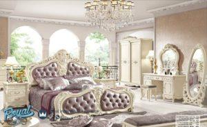 Set Kamar Tidur Mewah Style Classical Bedroom Model Terbaru