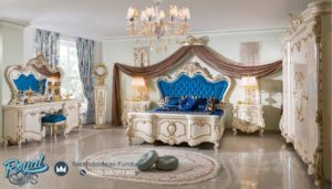 Set Kamar Tidur Mewah Terbaru Klasik Yatak Odasi Ukir Jepara