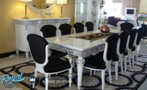 Set Meja Makan Mewah Asortie Mobilya Furniture Dining Room Terbaru