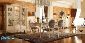 Set Meja Makan Mewah Nurma Klasik Dining Room