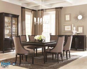 Set Meja Makan Modern Formal Dining Room Mewah Terbaru