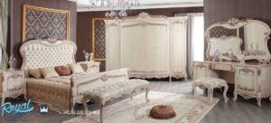 Set Kamar Tidur Mewah Ates White Duco Bedroom Sets Modern Mewah