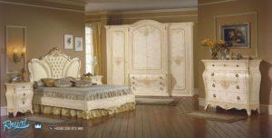 Set Kamar Tidur Mewah Aurora Klasik Model Set Furniture Tempat Tidur Terbaru