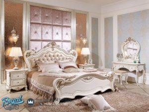 Set Kamar Tidur Mewah Klasik Sabila Duco Model Tempat Tidur Terbaru