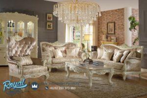 Set Sofa Tamu Mewah Princess Best Furniture Klasik Ruang Tamu Terbaru