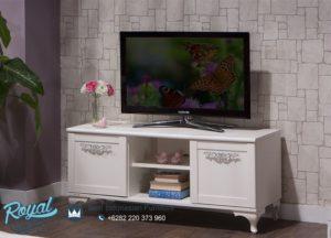 Bufet TV Minimalis Mewah Linda Odasi Meja TV Model Terbaru