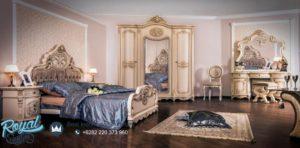 Set Kamar Tidur Mewah Bedroom Set Lengkap Enrika Mewah Terbaru