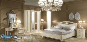 Set Kamar Tidur Mewah Klasik Luxury Bedroom Set Mewah Model Terbaru