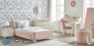Set Kamar Tidur Minimalis Flamingo Style Mewah Terbaru