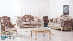 Set Kursi Tamu Sofa Mewah Bergama Model Sofa Tamu Terbaru