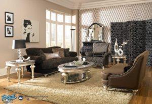 Set Sofa Tamu Mewah Aico Kursi Tamu Semi Minimalis Terbaru