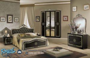 Set Kamar Tidur Mewah Luisa Derpt Luxury Bedroom Desain Mewah Terbaru