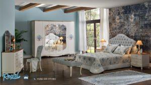 Set Kamar Tidur Mewah Palais Semi Minimalis New Design Terbaru