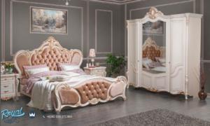Set Kamar Tidur Mewah Spalnya Beatis Eropa Klasik Terbaru