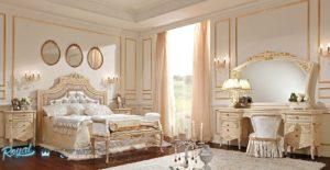 Set Kamar Tidur Mewah Spalnya Reggenza Luxury Terbaru