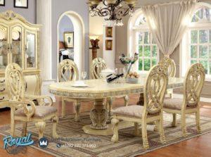Set Meja Makan Mewah Formal Table Set Klasik Terbaru