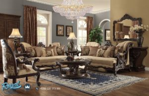 Set Sofa Tamu Mewah Fantastic Formal Living Rooms Terbaru