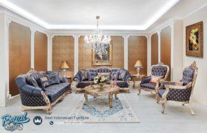 Set Sofa Tamu Mewah Venedik Sofa Tamu Set Terbaru