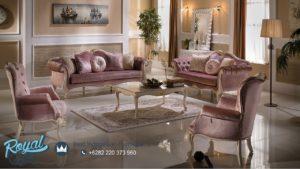 Set Kursi Tamu Sofa Mewah Istikbal Takimi Furniture Set Terbaru