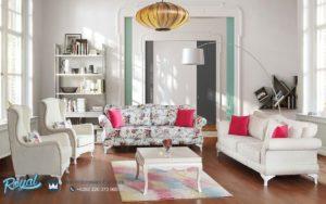 Set Kursi Tamu Sofa Mewah Minimalis Pegasus Maxi Terbaru