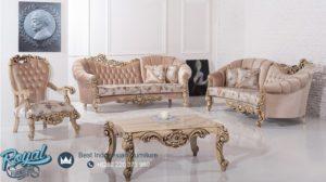 Set Kursi Tamu Sofa Mewah Safir Koltuk Terbaru