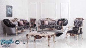 Set Kursi Tamu Sofa Mewah Safir Takimi Terbaru