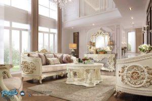 Set Kursi Tamu Sofa Mewah Victoria European Klasik Terbaru