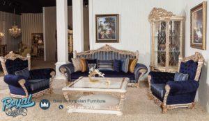 Set Sofa Tamu Mewah Classic Furniture Set Lady Terbaru