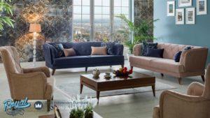 Set Sofa Tamu Mewah Forest Type Furniture Minimalis Terbaru