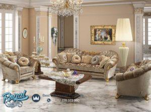 Set Sofa Tamu Mewah Furniture Ruang Tamu Mewah Terbaru