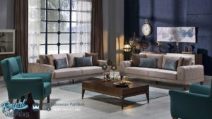 Set Sofa Tamu Mewah Takimi Minimalis Living Room Set Terbaru
