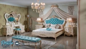 Set Kamar Tidur Mewah Sayata Bedroom Set Mewah Terbaru