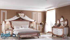 Set Kamar Tidur Mewah Sehzade Yatak Odasi Klasik Terbaru
