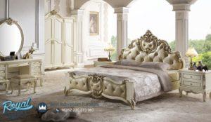 Set Kamar Tidur Mewah Spalca French Klasik Desain Terbaru