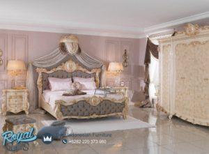 Set Kamar Tidur Mewah Veronika Gold Set Bedroom Terbaru