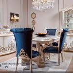 Set Meja Makan Mewah Teo Odasi Set Dining Room Terbaru