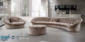 Set Sofa Tamu Mewah Plummers Full Jok Model Sofa Mewah Terbaru