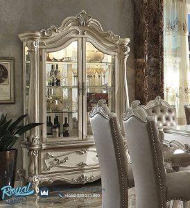 Almari Hias Mewah Europe Style Klasik Terbaru