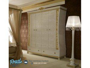 Lemari Pakaian Mewah Luxury Style Armadio Terbaru